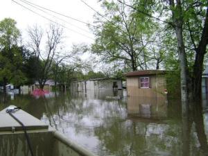 lousianna flooding